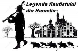 Legenda flautistului din Hamelin