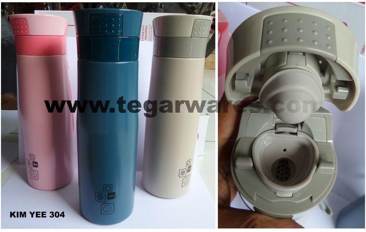 Termos Promosi tipe Kim Yee 304 kapasitas 480ml, tinggi: 23cm diameter 27cm
