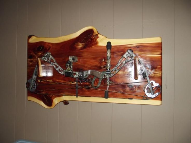 Homemade Bow Racks - TexasBowhunter.com Community Discussion Forums
