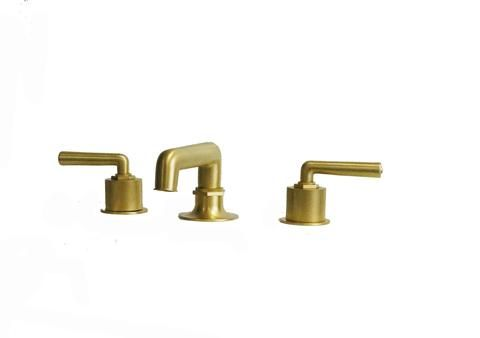Waterworks Henry Bathroom Faucet in Brushed Gold