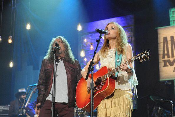 Robert Plant Photos - Americana Music Festival Show - Zimbio