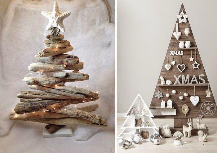 Идеи по оформлению новогоднего интерьера в рустикальном стиле - Ярмарка Мастеров - ручная работа, handmade