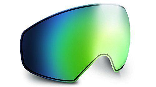 Bollé R/L Volt Plus Ecran de Remplacement pour Masque de Ski Mixte Enfant, MultiColore: Un casque de ski Bollé avec visière. Oubli vos…