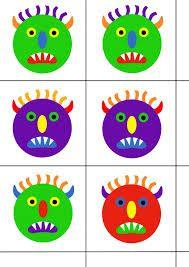 jeux de monstres maternelle - Recherche Google
