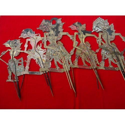 Wayang Kuno Satu Set