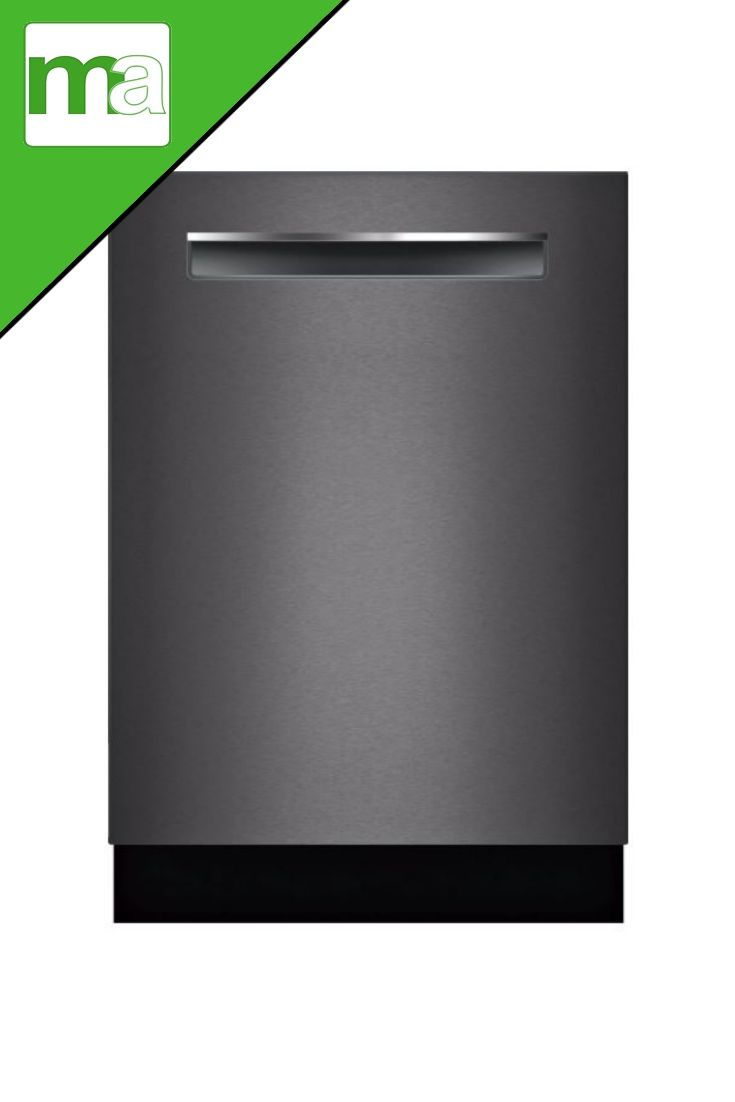 Shpm78z54n In Black Stainless Steel By Bosch In Seattle Wa 800 Series Dishwasher 24 Black Stainless Steel Shpm78z54n Quiet Dishwashers Black Stainless Steel Dishwasher