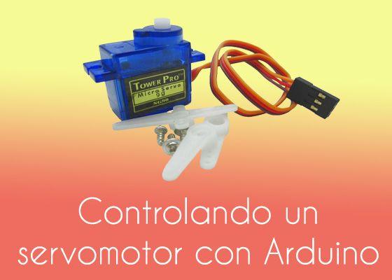 servo motor arduino code instructables