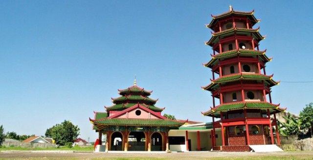 Masjid Cheng Ho di Jember