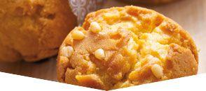 Muffins salati con miglio e mais