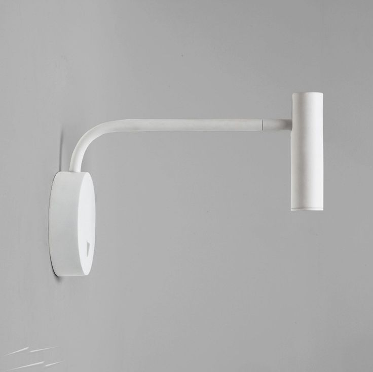 178 best wall lights images on pinterest enna white led wall lamp with adjustable neck using 1 x 3w 2700k 116lm switched audiocablefo