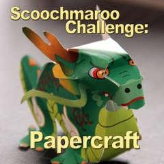 How To Make A Paper Puppet In Under 90 Seconds!  Un tittere de dedo en 90 segundos!