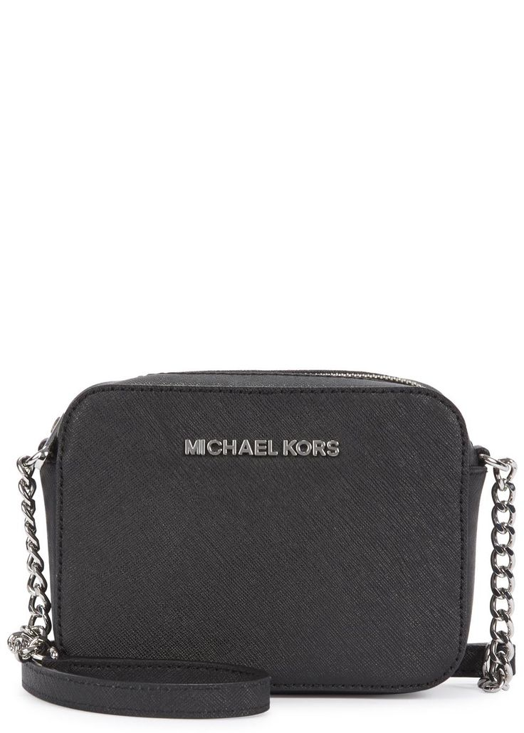 black and silver MK purse ffabdeaa1ba6