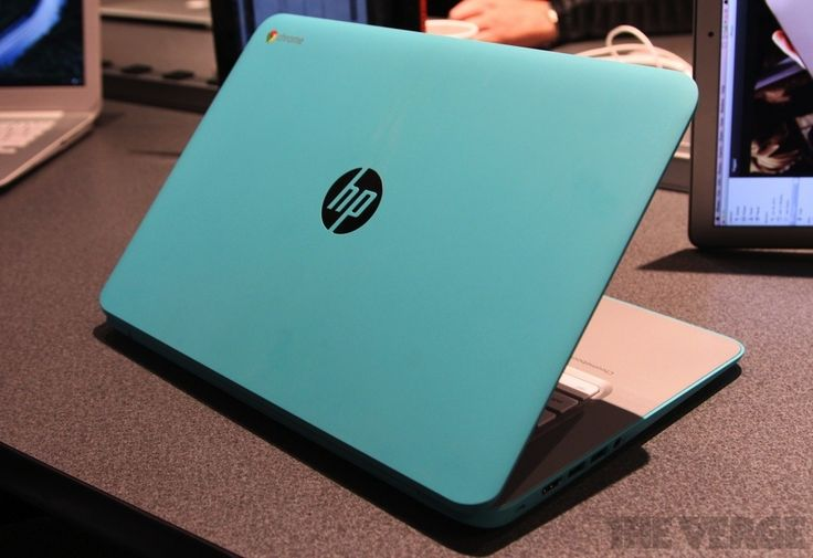 Gallery: HP Chromebook 14 and Acer Chromebook hands-on pictures | The Verge