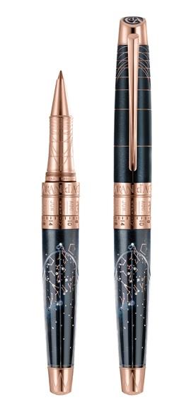 Pen Ultimate, Cd'A Caelograph Zennith Platinum Fountain & Roller Pen, $169,000, Shop 15, Level 2, QVB.