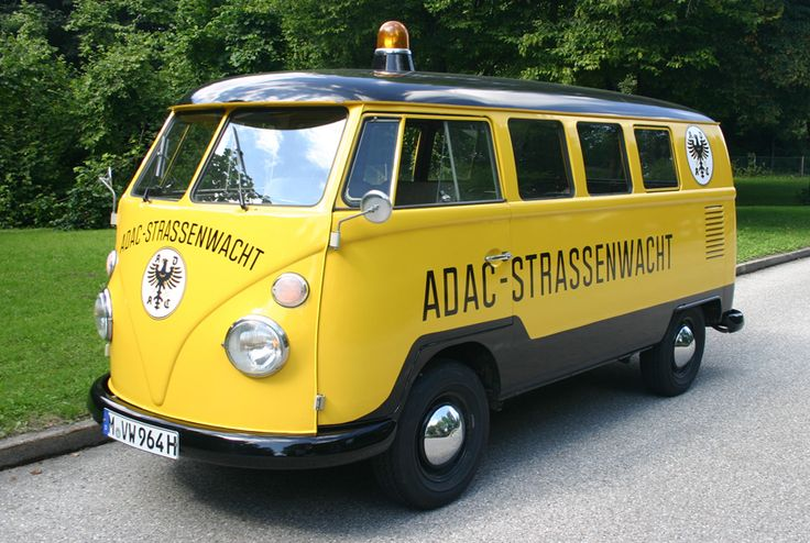 adac strassenwacht pannen fahrzeuge pinterest vw bus. Black Bedroom Furniture Sets. Home Design Ideas