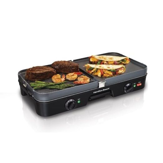 TODAY'S GIVEAWAY: Hamilton Beach Griddle! CLICK HERE TO ENTER!