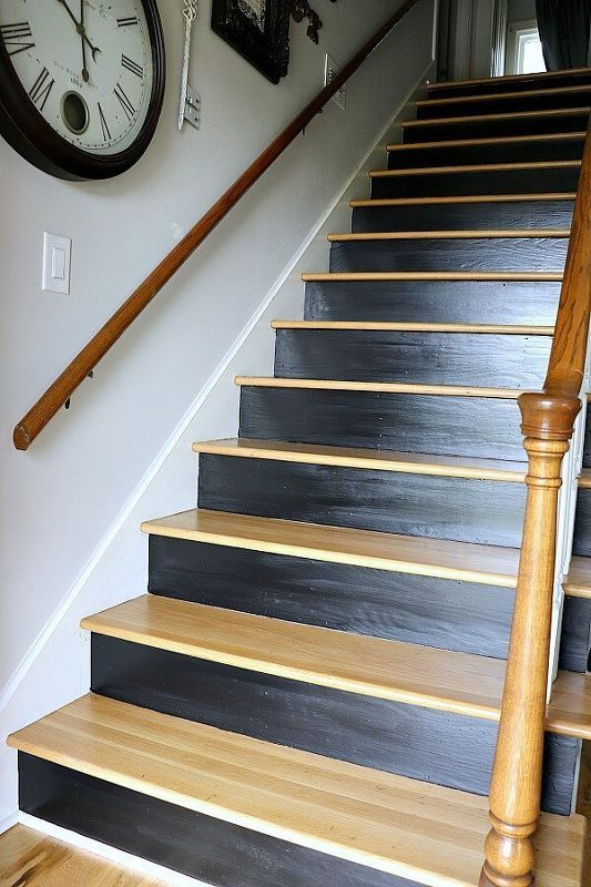 Best Basement Stairs Easily Made Afterward Prefabricated Rust 400 x 300