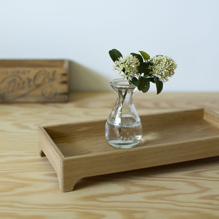 Freywood brett i eik / Freywood tray made from oak. www.freywood.no