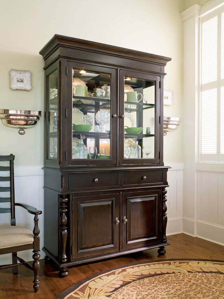 Paula Deen Home Collection  Hutch and Buffet in a Tobacco finish. 66 best Paula Deen Home images on Pinterest   Paula deen  Dressers