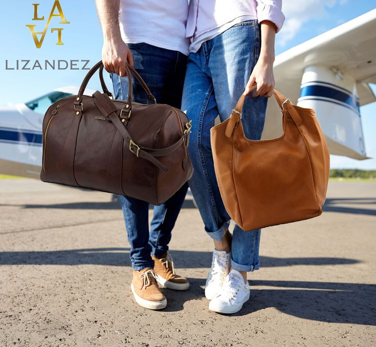 Lizandez bringing you a range of genuine leather bags for men & women