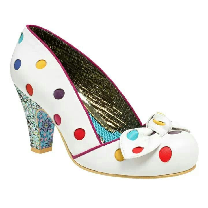 Love Irregular Choice shoes!