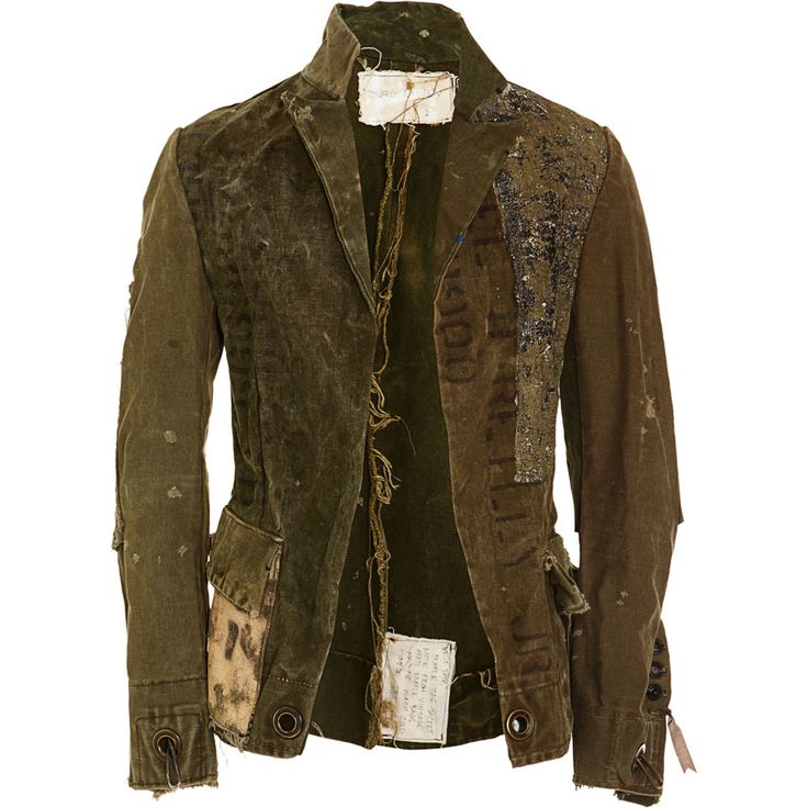 Buy Greg Lauren Men's Green Duffle Bag Coat, starting at €1788. Similar products also available. SALE now on!