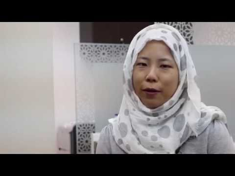 CHINA GIRL to Muslim Story - 'I knew very little about Islam' news