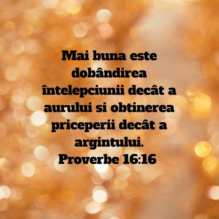 Prov. 16:16