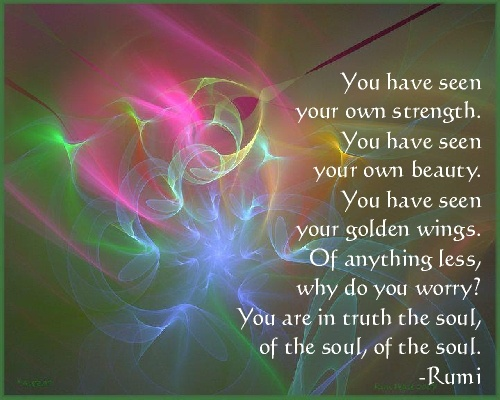 Image result for rumi quotes of acceptance