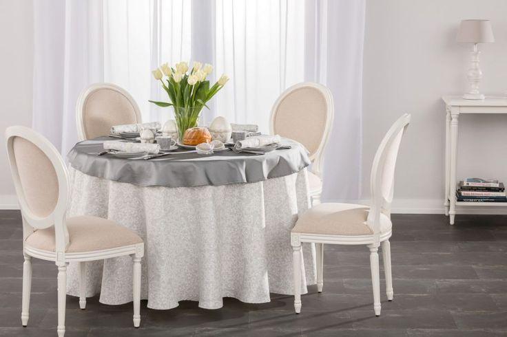 Ester elegante table. #dekoria #ester #wielkanoc #inspirations #inspiracje #jadalnia #diningroom #interior #wnetrza #urzadzamy #decorations #dekoracje