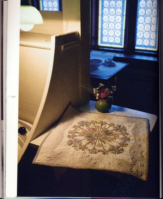 Yoko Saito Scandinavian Quilts Japanese Craft Book