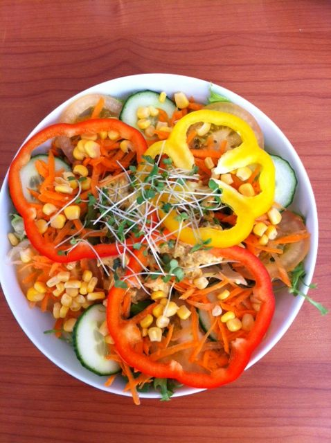 Today's Summer Salad ...