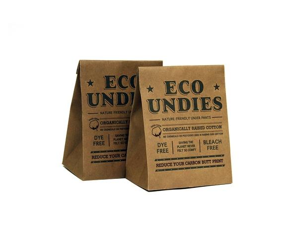 Eco - Undies by Jesse Sims, via Behance