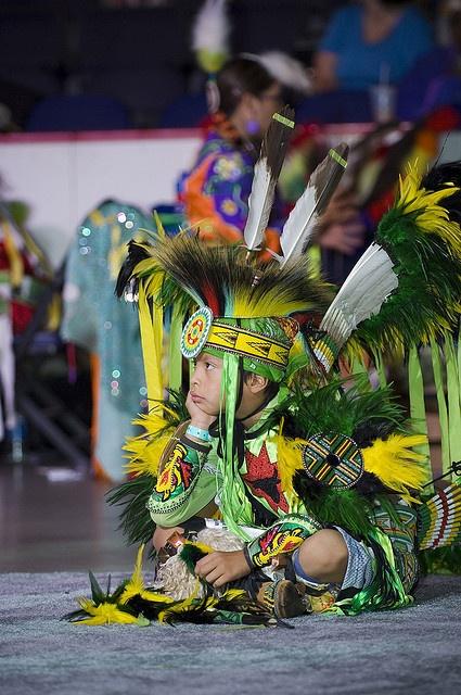 2007 Powwow by Smithsonian Institution, via Flickr