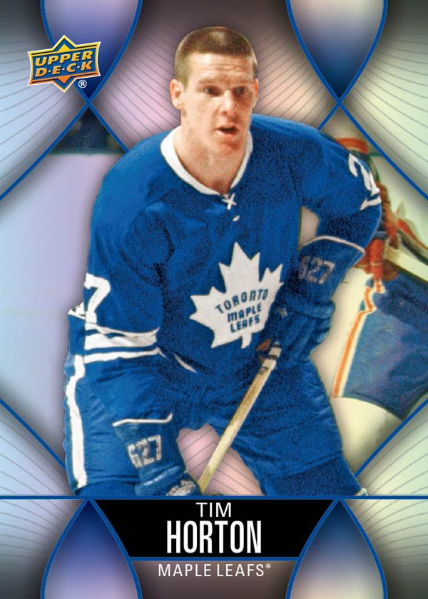 2016-17 Tim Horton Tim Horton's Hockey Card