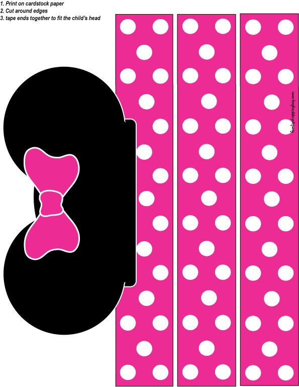 112 Best Images About Minnie Mouse On Pinterest