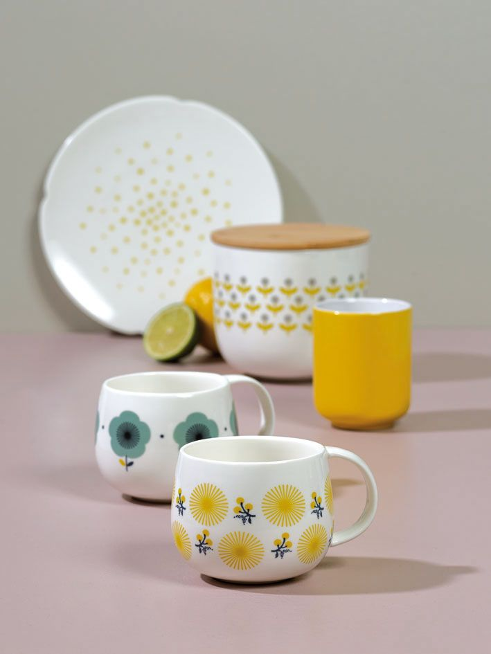 Mr. and Mrs. Clynk beautiful housewares from France.