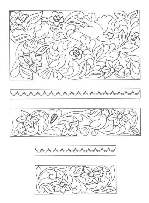 Русские орнаменты и узоры - clipartis Jimdo-Page! Скачать бесплатно фото, картинки, обои, рисунки, иконки, клипарты, шаблоны, открытки, аним...