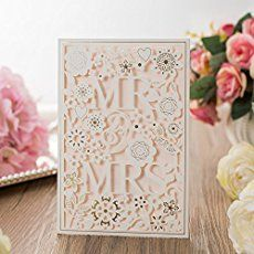 [tps_header] Wedding Paper Divas Promo Code (Updated weekly): 8 Free Wedding Paper Divas Samples (Never end!) Get Up to 20% Off Your Order on WeddingPaperDivas.com!(ends on 6/30/2017) New Customers! Get Up to $75...