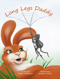 Cover of Long Legs Daddy. Ebook $5.99 on Kindle.