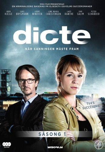 Dicte - Danish TV series 2013, season 1. Watching this now with English subtitles. It's very good. Loving it. Streaming on Netflix.