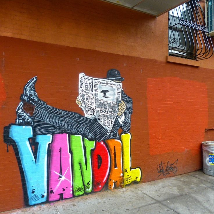 Here's Your Pocket Map For Exploring Street Art In New York City