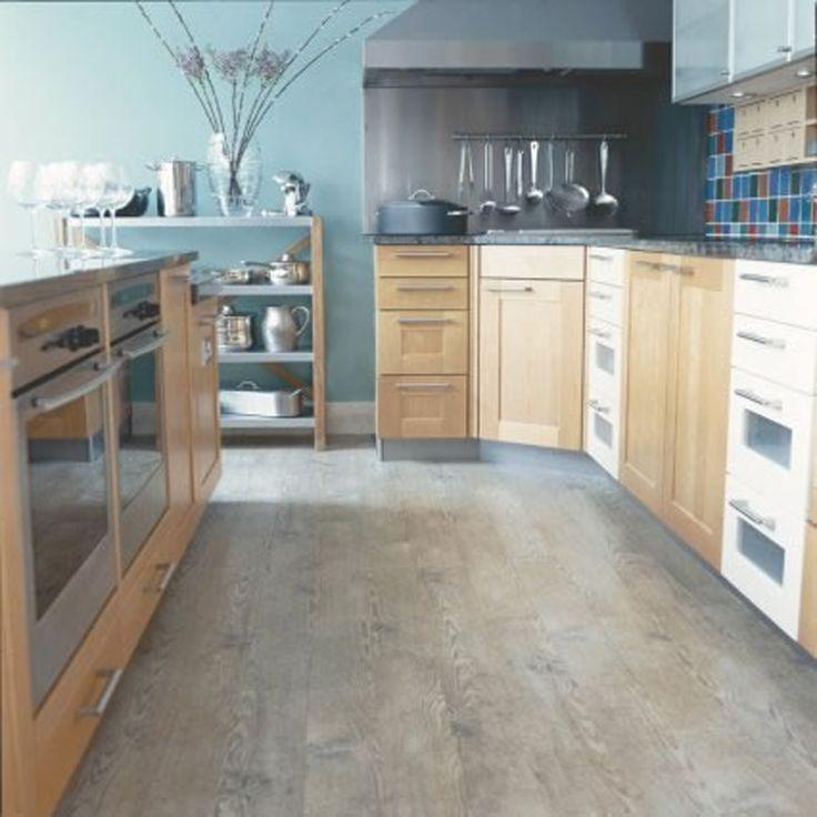 Kitchen Flooring Ideas | Stylish Floor Tiles Design For Modern Kitchen  Floors Ideas By Amtico ... | Kitchen Ideas | Pinterest | Kitchen Floors,  Flooring ...