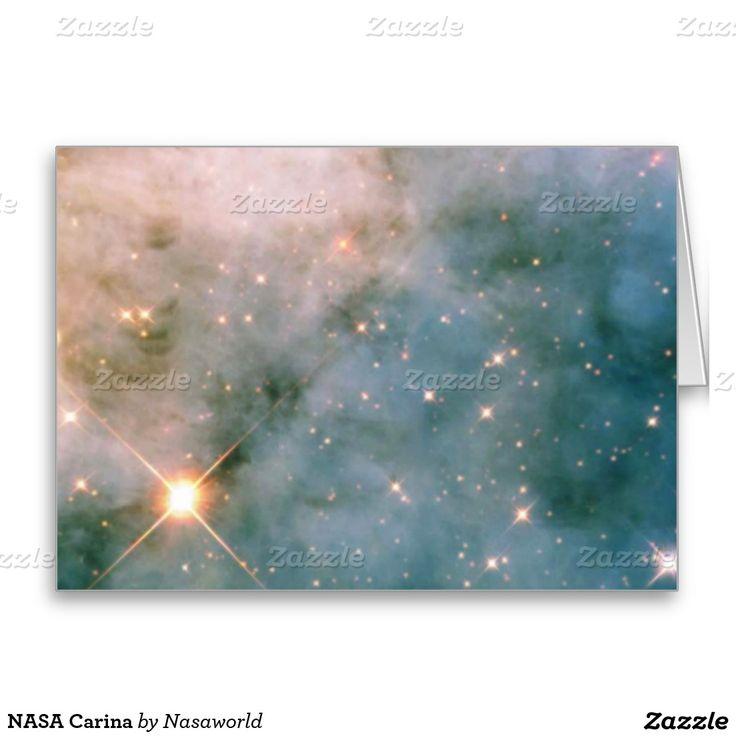 NASA Carina Greeting Card