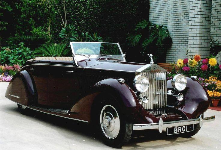 les 201 meilleures images du tableau rolls royce 25 30 1936 1938 sur pinterest rolls royce. Black Bedroom Furniture Sets. Home Design Ideas