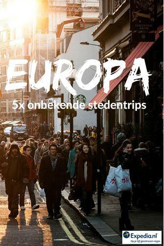 5x onbekende stedentrips in Europa || Expedia Insider Tips