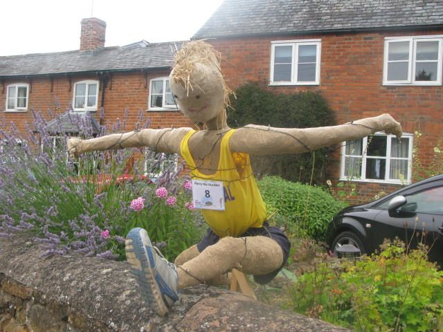 why chase pokemon when you can do the Brailes Scarecrow trail for free?
