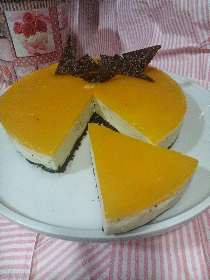 Cocinar sin miedo dulces de mango helado en tres for Cocinar con mango