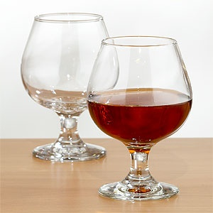 Large Brandy Glass, Set of 2 | Custom Families| Features | World Market