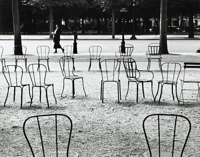 Andre Kertesz. Paris. @Deidra Brocké Wallace